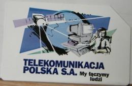 PO135 - POLONIA - POLSKA , URMET - 25 -  ABBINIAMO I DESIDERI DELL' ANNO NUVO - TP - LACZYMY  ZYCZENIA SWIATECZNE NOWORO - Pologne