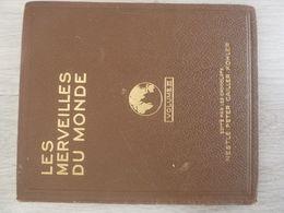 LES MERVEILLES DU MONDE VOLUME III ANNEE 1939 - Collections