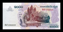 Camboya Cambodia 1000 Riels 2007 Pick 58b SC UNC - Cambodge