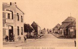 MARCHIENNES - Route De Somain - France