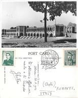 Isfahan (Iran). Khaju Bridge. Viaggiata 1954 - Unclassified