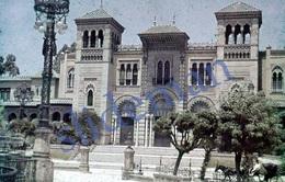 35mm DIAPOSITIVE SLIDE PHOTO 1950 STREE SCENE SPAIN ESPANA SEVILLA A20 - Diapositives (slides)