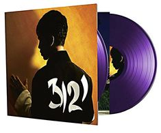 Prince - X2 33t Vinyles Violet - 3121 - Neuf & Scellé - Collector's Editions