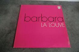 Disque - Barbara - La Louve - Philips 6325073 - 1973 - France - - Disco, Pop