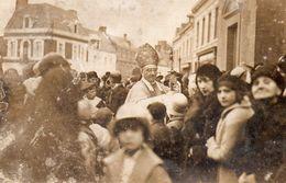 CARDINAL LIENART - Carte Photo LILLE Ou MARCHIENNES 1931 - Christianisme