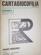 Catalogo 3 Cartagiocofilia Internazionale  350 Giochi Vecchi E Nuovi - 1978 RARO - Livres, BD, Revues