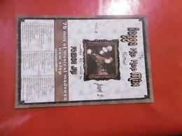 Publicité - The Ragga Hip Hop Mix Festival - Freddy Jay - The Kings Of Dancehall - Publicité