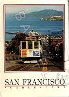 San Francisco (États-Unis) - Tramways Entre Hyde Street Pier Et Union Square - San Francisco