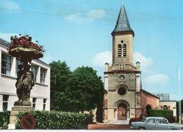 Montgeron L'Eglise Voitures - Montgeron