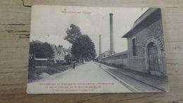 MOYENMOUTIER : Etablissement Du Ramodeau Et Route D'Etival …………………..OQ-5212 - Altri Comuni