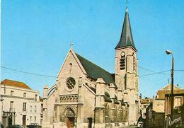 BAGNEUX - L'Eglise Saint Herrmeland - Bagneux