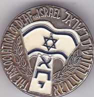 ISRAEL  --  THE ASSOCIATION OF DEAF IN ISRAEL - Associations