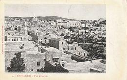 Palestine Bethléem Vue Générale - Palestine
