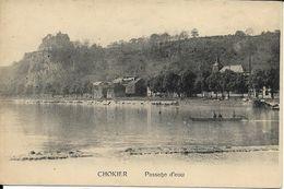 CHOKIER    PASSAGE D'EAU    ( ECRITE 1939  ) - Flémalle