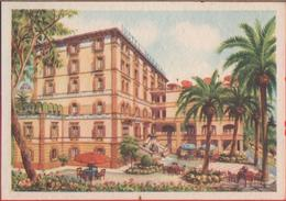 Sanremo. Hotel Mafalda. Non Viaggiata - Cartes Postales