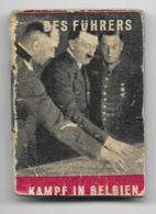 Propaganda   - Petit Livret Du KHW De 1940  - Hitler Kampf In Belgen  - 36 Pages - Autres