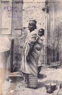 SENEGAL - ST LOUIS -  Une Maman Et Son Fils - Senegal