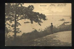 Alemania. Hamburg. *Blankensee* Circulada 1913. - Blankenese