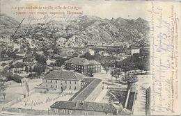 1900/10 - CETINJE   Cettigne , Gute Zustand, 2 Scan - Montenegro