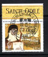 France 2020.Sainte Odile Cachet Rond Gomme D'Origine - Frankreich