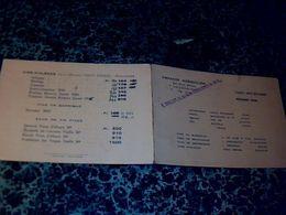 Carte Des Vins 1948 Hôtel - Restaurant Francis Masquiller à Tourcoing ( G;Guilluy Valenciennes ?) - Cartes
