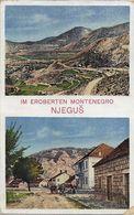 1912 - NJEGUSI   Njegus , Gute Zustand, 2 Scan - Montenegro