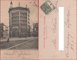 Parma. Battistero. Viaggiata 1906 - Unclassified