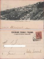 Cortona (AR). Panorama. Viaggiata 1904 - Unclassified