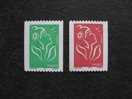 TB Paire N° 3742 Et N° 3743, Neufs XX. - France