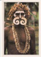 Papouasie-Nouvelle-Guinée Guerrier Asmat - Indonésie