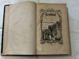 GLI ALBIGESI STORIA DELLE CROCIATE CATTOLICHE GIUSEPPE LA-FARINA GENOVA 1875 - Livres, BD, Revues
