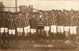 Carte Postale Ancienne CPA /PostKarte – Ansichtskarten AK : Brïtannia I Halle - Football