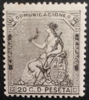 España: Año. 1873 - ( Alegoría De España ) - 1873 1. Republik