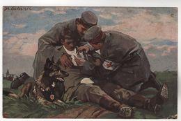 4599, WK I, Rot Kreuz - War 1914-18