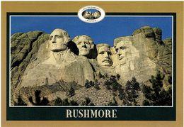 MOUNT RUSHMORE National Memorial - Mount Rushmore