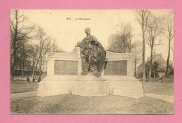 C.P. Halle = Monument 1914-1918  En 1940-1945 - Halle