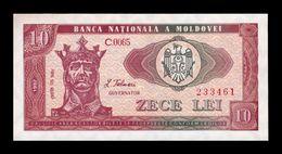 Moldavia Moldova 10 Lei 1992 Pick 7 SC UNC - Moldavie