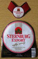 Germany - Sternburg Brauerei GmbH - Sternburg Export - Leipzig/Sachsen - Bière