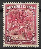 GUYANE   Britannique      -      CHERCHEURS   D' OR      -    Oblitéré - Minerals