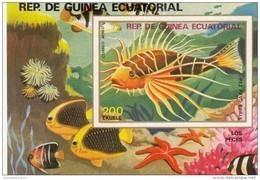Guinea Ecuatorial Hb Sin Dentar - Guinea Equatoriale