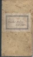 Membership Card DO000193 - Pogrebno Drustvo Zrenjanin Petrovgrad Serbia Yugoslavia 1937 - Documents Historiques