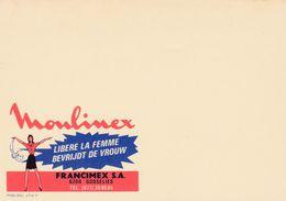 Cartes Entier Postal Publibels 2716 F Moulinex Libère La Femme Spécimen ? - Entiers Postaux