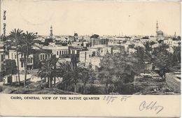 1905 - CAIRO , Gute Zustand , 2 Scan - El Cairo