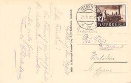 AUSTRIA - PICTURE POSTCARD BRANDNER TAL 1938 - WIESBADEN /T234 - Lettres & Documents