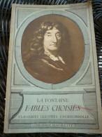 La Fontaine: Fables Choisies/ Hachette-Classiques Illustrés Vaubourdolle, 1958 - Theater
