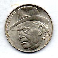 CZECHOSLOVAKIA, 100 Korun, Silver, Year 1982, KM #106 - Checoslovaquia