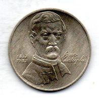 CZECHOSLOVAKIA, 100 Korun, Silver, Year 1983, KM #110 - Checoslovaquia