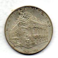 CZECHOSLOVAKIA, 100 Korun, Silver, Year 1983, KM #111 - Checoslovaquia