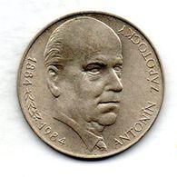 CZECHOSLOVAKIA, 100 Korun, Silver, Year 1984, KM #115 - Checoslovaquia