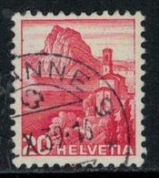 Suisse // Schweiz // Switzerland // 1907-1939 // San Salvatore, Papier Grillé No.215z - Suisse